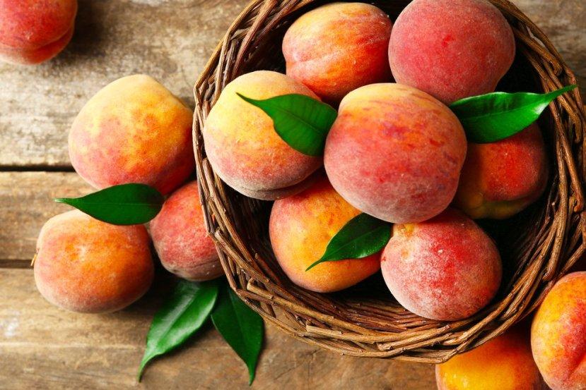 Gluten Free PeachCrisp